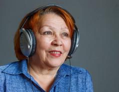 Ascolto audiolibri