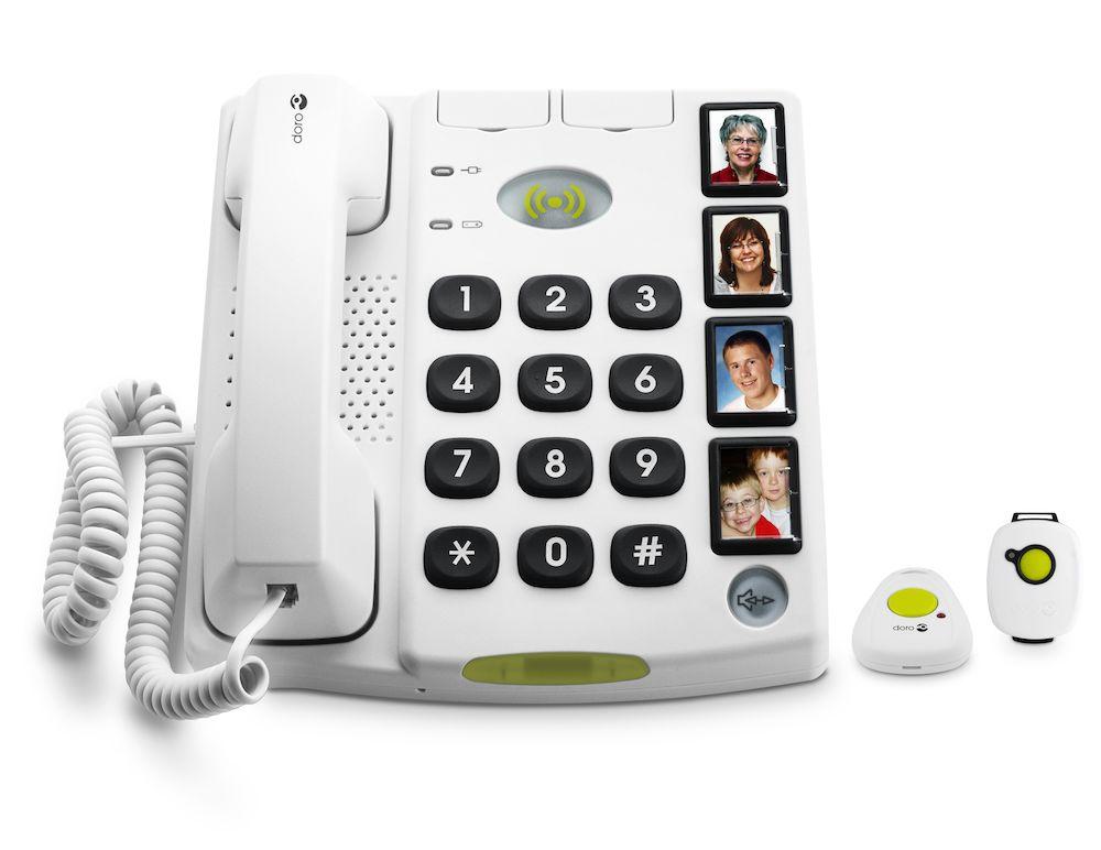 Telefono fisso semplificato