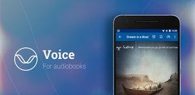 Applicazione voice per audiolibri